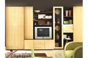 Гостиная МДФ Таис - Мебельная фабрика «Меркурий»