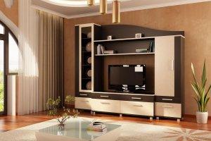 Гостиная мебель 4 - Мебельная фабрика «Вертикаль»