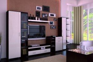 Гостиная мебель Камелия - Мебельная фабрика «Вертикаль»