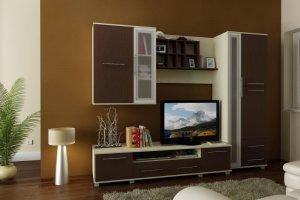 Гостиная мебель МС 25 - Мебельная фабрика «Алекс-Мебель»