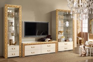 Гостиная мебель Тиффани премиум - Мебельная фабрика «Ярцево»