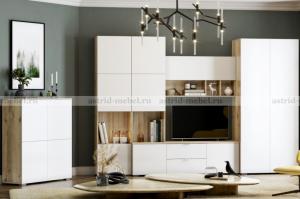 Гостиная Милан 1 - Мебельная фабрика «Астрид-Мебель»