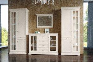 Гостиная МК 59 - Мебельная фабрика «Корвет»