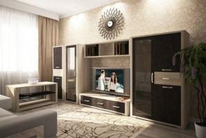 Гостиная Модена - Мебельная фабрика «Речицадрев»