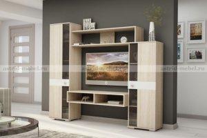 Гостиная Модерн 4 - Мебельная фабрика «Астрид-Мебель (Циркон)»