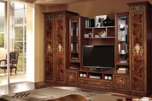 Гостиная модульная Карина 3 - Мебельная фабрика «Ярцево»