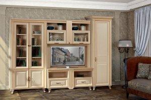 Гостиная модульная Марлен - Мебельная фабрика «Яна»