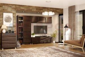 Гостиная модульная Мелисса 10 - Мебельная фабрика «Лером»