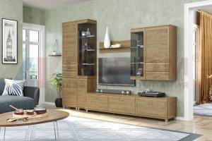Гостиная модульная Мелисса 11 - Мебельная фабрика «Лером»