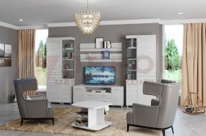 Гостиная модульная Мелисса 12 - Мебельная фабрика «Лером»