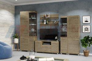 Гостиная модульная Мелисса 5 - Мебельная фабрика «Лером»