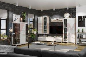Гостиная модульная Мелисса 6 - Мебельная фабрика «Лером»