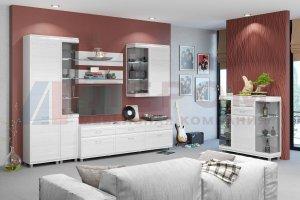Гостиная модульная Мелисса 7 - Мебельная фабрика «Лером»