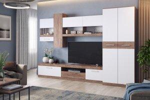 Гостиная модульная Невада - Мебельная фабрика «Можгинский лесокомбинат»