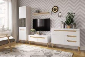 Гостиная модульная Стокгольм - Мебельная фабрика «Эстель»