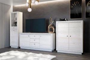 Гостиная модульная Тревизо-4 - Мебельная фабрика «БУРЭ»