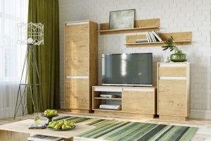 Гостиная модульная VIRGINIA - Мебельная фабрика «Сильва»