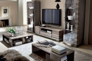 Гостиная MONACO - Импортёр мебели «Kler»