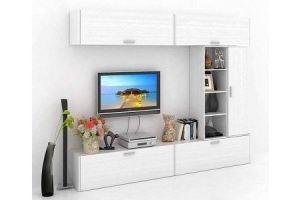 Гостиная навесная Арто-4801 - Мебельная фабрика «Мастер»