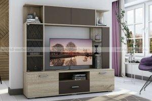 Гостиная Невада 6 - Мебельная фабрика «Астрид-Мебель»