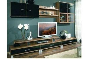 Гостиная НГМ 9 - Мебельная фабрика «Мебель Шик»