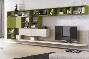 ГОСТИНАЯ NIKA - Мебельная фабрика «Giulia Novars»