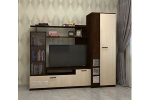 Гостиная Ника - Мебельная фабрика «Олимп»