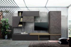 Гостиная Норидж 1 - Мебельная фабрика «Пинскдрев»