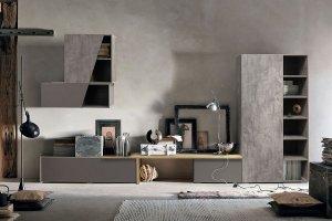 Гостиная Норидж 2 - Мебельная фабрика «Пинскдрев»