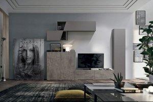 Гостиная Норидж 3 - Мебельная фабрика «Пинскдрев»