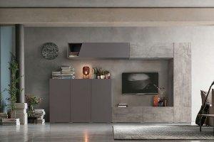 Гостиная Норидж 4 - Мебельная фабрика «Пинскдрев»