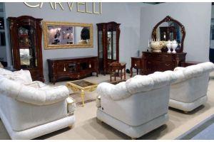 Гостиная Opera с буфетом и диванами - Импортёр мебели «Carvelli»