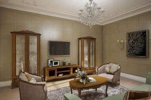 Гостиная Орех с патиной - Мебельная фабрика «Ravanti»