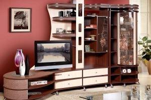 Гостиная Орфей 11  КМК 0364 - Мебельная фабрика «Калинковичский мебельный комбинат»