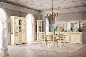 Гостиная PALAZZO DUCALE DECAPE - Мебельная фабрика «ЕВРОПЛАК»