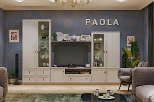 Гостиная Paola - Мебельная фабрика «Глазовская мебельная фабрика»