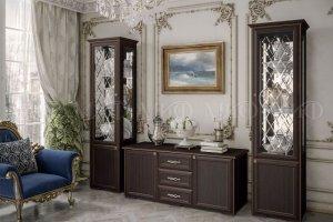 Гостиная Парма Венге - Мебельная фабрика «МиФ»