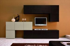 Гостиная пластик Арпа - Мебельная фабрика «КухниСтрой+»