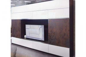 Гостиная под телевизор  Flat - Мебельная фабрика «Möbel&zeit»