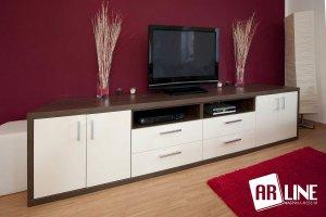 Тумба под телевизор 1-1 - Мебельная фабрика «ARLINE»