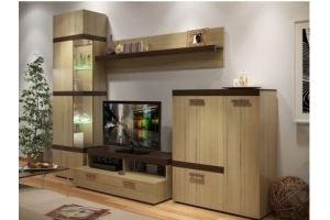 Гостиная прямая 004 - Мебельная фабрика «La Ko Sta»