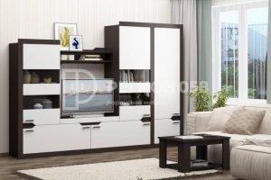Гостиная прямая Гамма 18 - Мебельная фабрика «Регион 058»