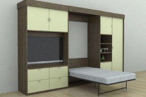 Гостиная прямая трансформер Dolce - Мебельная фабрика «SMARTI»