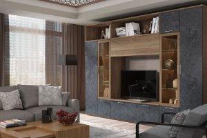 Гостиная Rimini Loft - Мебельная фабрика «Шатура»