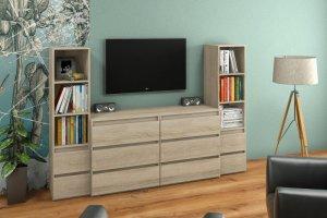 Гостиная Рино 22 - Мебельная фабрика «ВасКо»