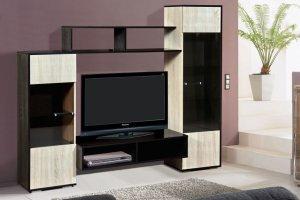 Гостиная ЛДСП Рио - Мебельная фабрика «ДиВа мебель»
