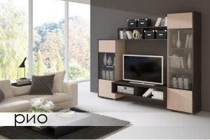 Гостиная Рио - Мебельная фабрика «Мебель Даром»