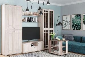 Гостиная Ривьера 1 - Мебельная фабрика «Ваша мебель»