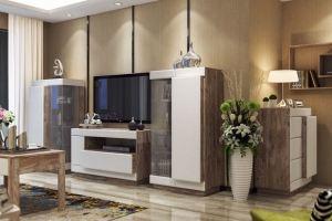 Гостиная Роксет - Мебельная фабрика «Калинковичский мебельный комбинат»