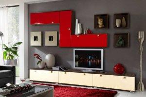 Гостиная Рондо 2 - Мебельная фабрика «30 Век»